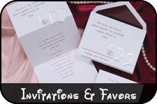 Invitations & Favors